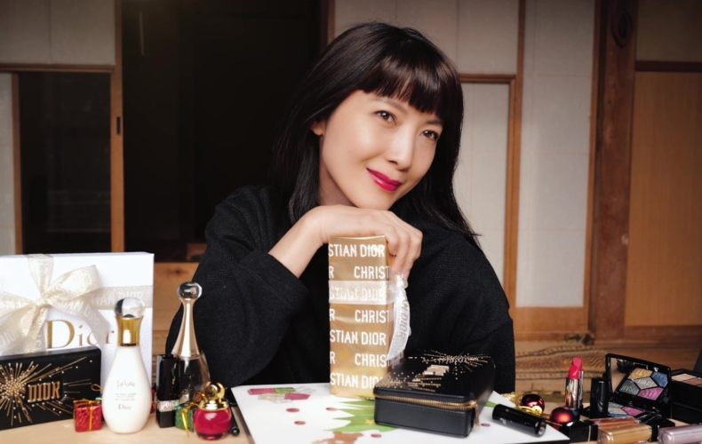 Jeanette Aw x Dior Makeup