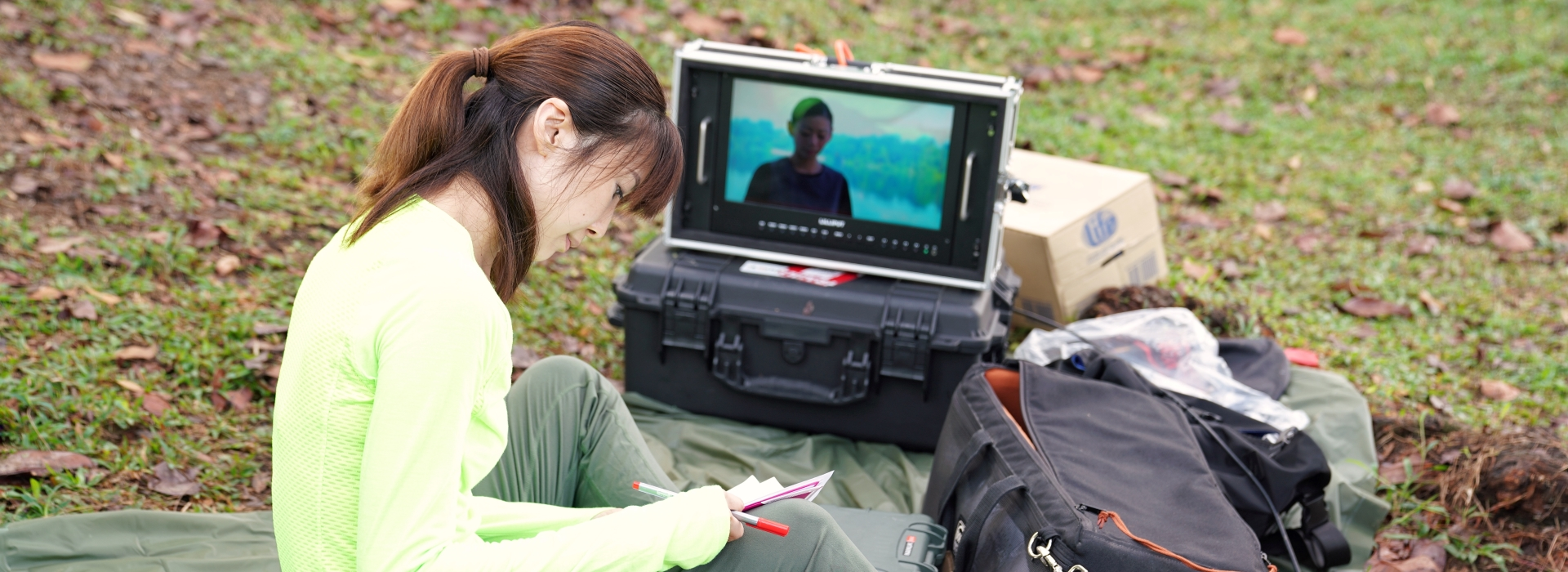 Jeanette Aw x Picturesque Films